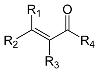 Enone - The general structure of an enone