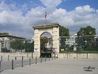 Entrée école vétérinaire Maisons-Alfort France.JPG