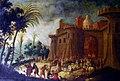 Entrada de Jesús en Jerusalén - Anónimo.jpg