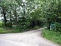 Entrance to Bentley Wood - geograph.org.uk - 191604.jpg