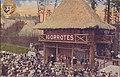 Entrance to the Igorrote Village, Alaska Yukon Pacific Exposition, Seattle, 1909 (AYP 374).jpeg