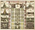 Erlangen Hohmann Schloss und Schlossgarten Plan 1721 001.jpg