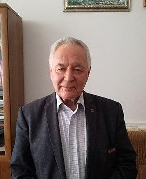Yury Yershov - In his office. 2017