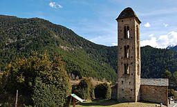 Església de Sant Miquel d'Engolasters - 12
