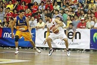 Liga Nacional de Básquetbol de Chile - 2010 Final between Español de Talca v Boston College