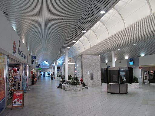 Esplanade Busport interior 1