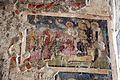 Età di giovanni VII, vita di cristo e apostoli entro clipei, 705-707, 09 adorazione dei magi.jpg