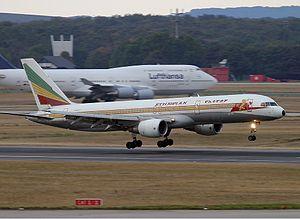 Ethiopian Airlines Boeing 757 KvW.jpg