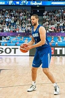 Gerald Lee (basketball) Finnish professional basketball player (born 1987)