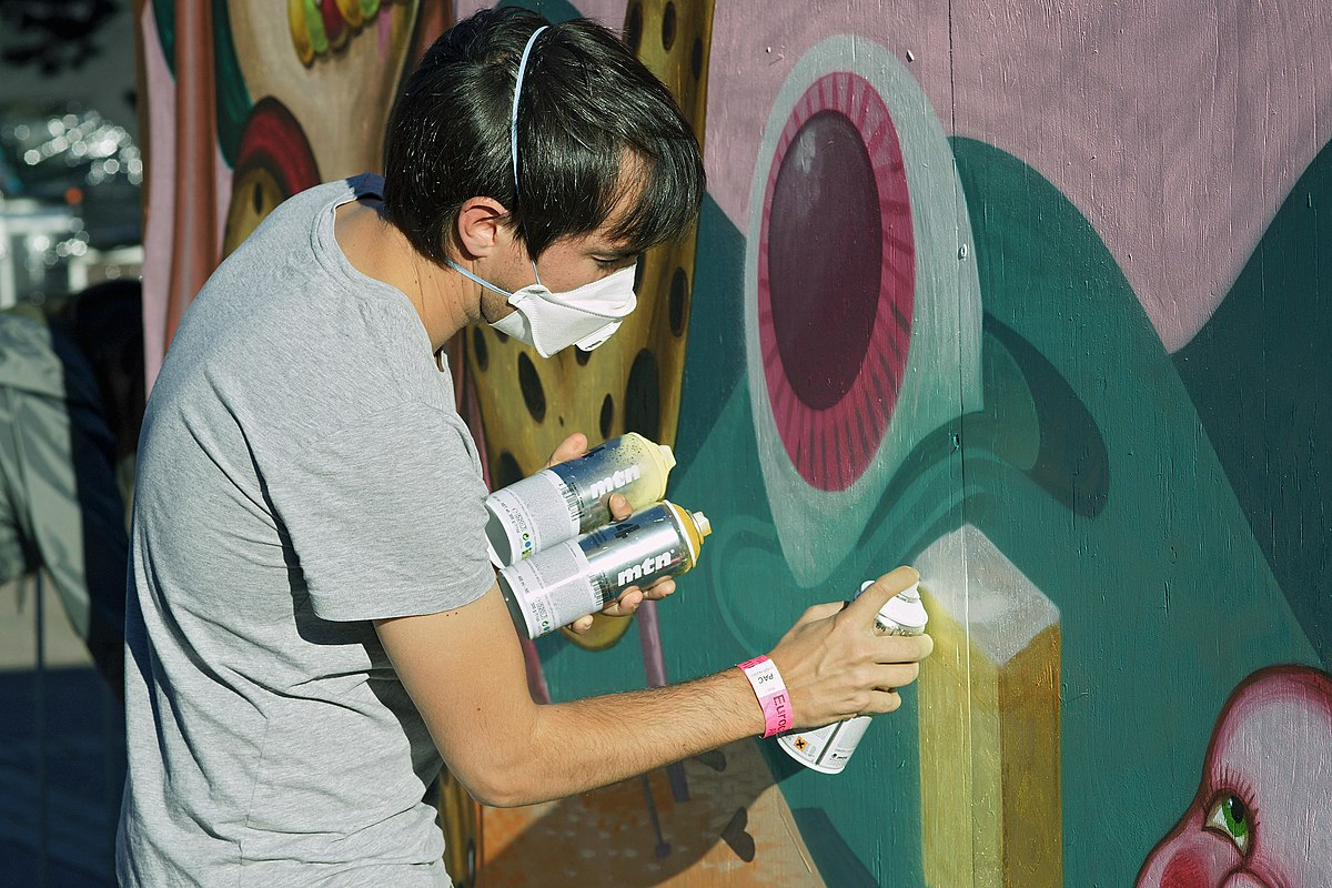 Crayola Spray Paint Argos