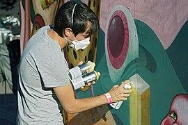 Eurofestival graffiti 2