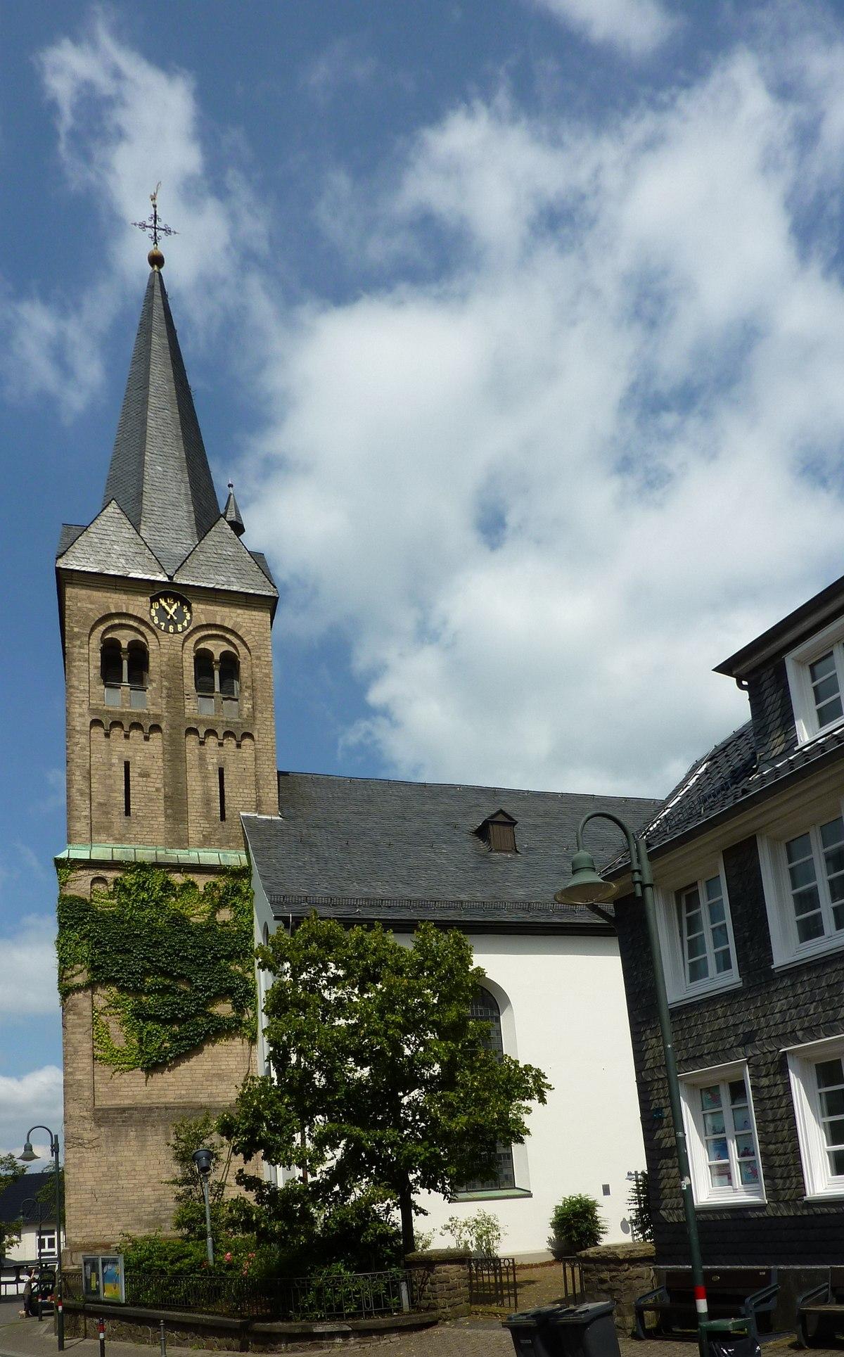 Evangelische Kirche Kronberg