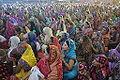 Evening Prayers - Rawatpura Sarkar Ashram - Chitrakoot - Satna 2014-07-05 6673.JPG