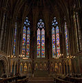 Exeter College Chapel, Oxford - Stained Glass - Oct 2006.jpg
