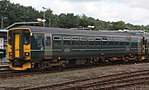 Exeter TCD - GWR 153377.JPG