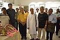 Exhibitors with Dignitaries - Group Exhibition - PAD - Kolkata 2016-07-29 5377.JPG