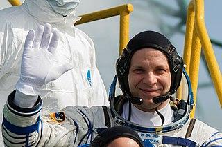 Ivan Vagner Cosmonaut
