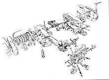diagram of p.8 mercury motor esploso wikipedia  esploso wikipedia