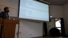 File:Exploring Wikidata new schema extension - lightning talk.webm