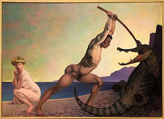 Persée tuant le dragon