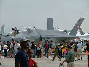 F-35 on display in San Diego.jpg