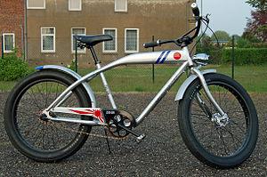 Felt Bicycles - Image: FELT Beachcruiser ZERO SEN 01