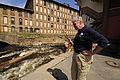 FEMA - 43364 - FEMA Deputy Administrator Richard Serino tours flood damaged area in Coventry, RI.jpg