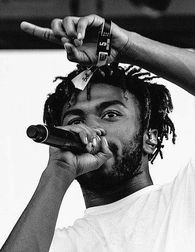 Picture of a band or musician: Kevin Abstract