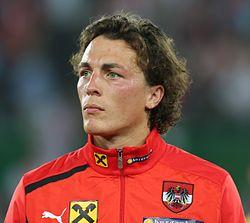 FIFA WC-qualification 2014 - Austria vs. Germany 2012-09-11 - Julian Baumgartlinger 01.JPG