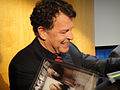 FRINGE On Stage @ the Paley Center - John Noble signs for fans (5741152813).jpg