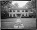FRONT ELEVATION - C. G. Craddock House, 222 Woodland Avenue, Lynchburg, Lynchburg, VA HABS VA,16-LYNBU,119-1.tif
