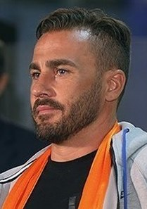 Fabio Cannavaro in Tehran's IKA Airport (cropped).jpg