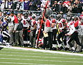 Falcons sideline at Baltimore.jpg