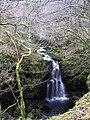 Falls, Sloughan Glen - geograph.org.uk - 1176781.jpg