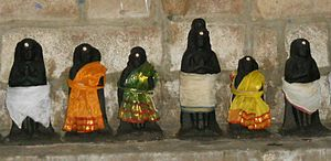 Sadaiya Nayanar - Image: Family of Sundarar