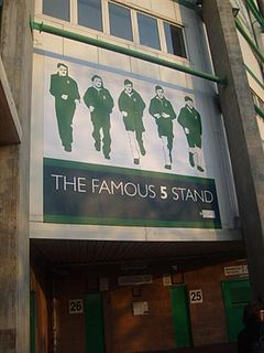 The Famous Five (football) collective term for five Hibernian football players
