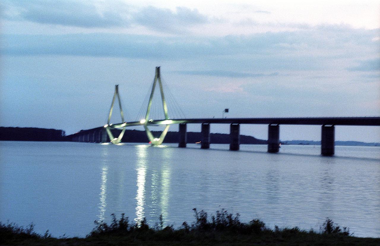 Farøbroerne - Brücken der Autobahn von Seeland nach Falster