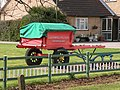 Farm Cart Feature at Southfield Farm - geograph.org.uk - 1207337.jpg