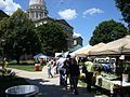 FarmersMarket at MichiganStateCapitolGround.jpg