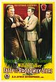 Fatty and the Broadway Stars (Keystone-S.A. Lynch, R-1918). One Sheet (27.5 X 41).jpg