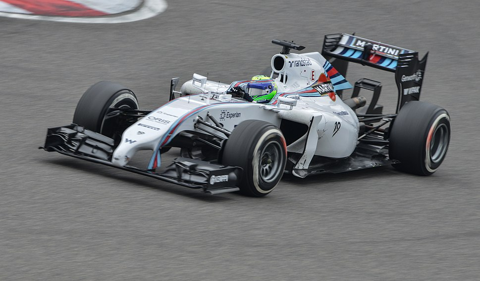 Felipe Massa 2014 China Race