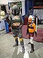 Female Boba Fett (Babe-a Fett) and Ahsoka Tano (5134034475).jpg