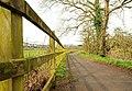 Fence, Drumbeg - geograph.org.uk - 1199556.jpg