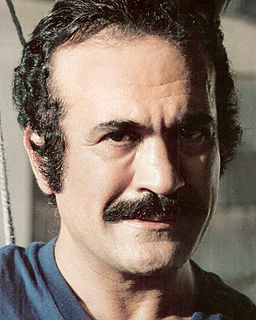 Fereydoun Farrokhzad Iranian entertainer (1938-1992)