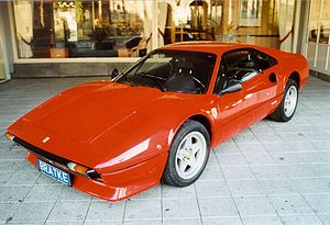 フェラーリ・308's relation image