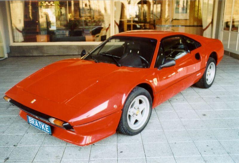 フェラーリ・308