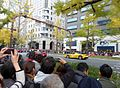 Ferrari automobiles at Midosuji World Street (1).jpg