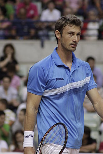 Juan Carlos Ferrero - Ferrero in June 2011.