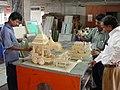 Festival Of India Exhibition In Bhutan 2003 Preparations - NCSM - Kolkata 2003-09-13 00164.JPG