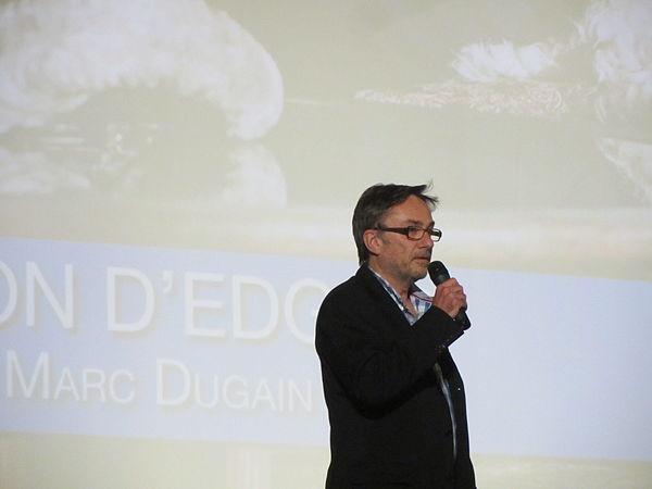 Photo Marc Dugain via Wikidata